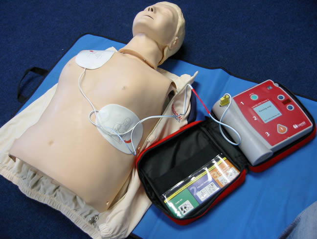 Cardiac First Responder Training