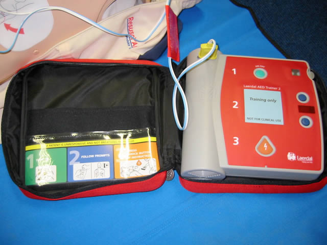 Basic Life Support & Automated External Defibrillation