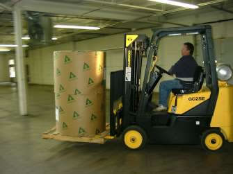 Rider Operated Lift Truck