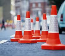 Signing, Lighting & Guarding at Roadworks