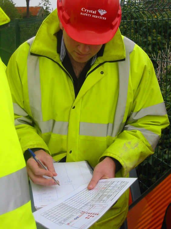 FAS / FETAC 3 Days Signing, Lighting & Guarding at Roadworks