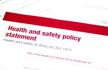 Development and implementation of Safety Statements